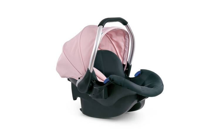 Hauck Comfort Fix Group 0+ Car Seat - Pink