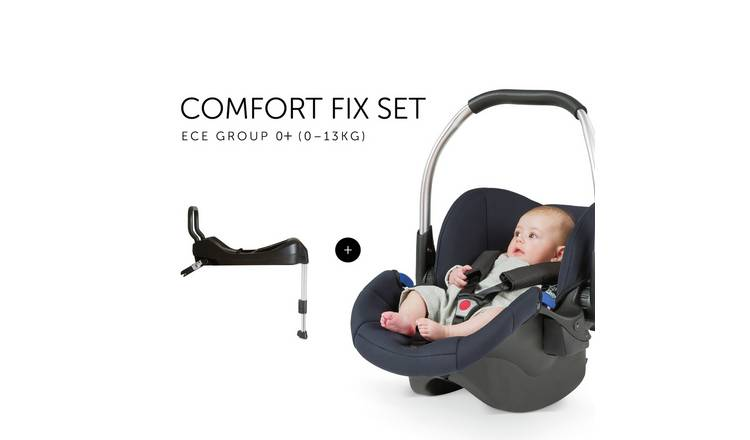 Hauck Comfort Fix Car Seat - Black