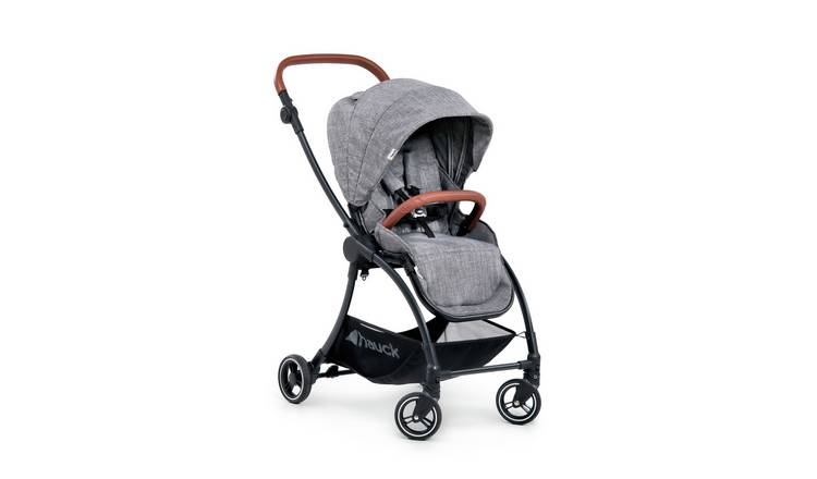 Hauck Eagle 4S Pushchair - Melance Grey