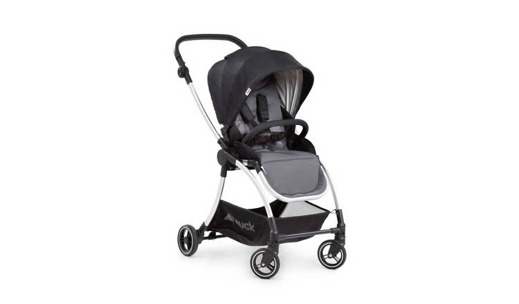 Hauck Eagle 4S Pushchair - Black/Grey
