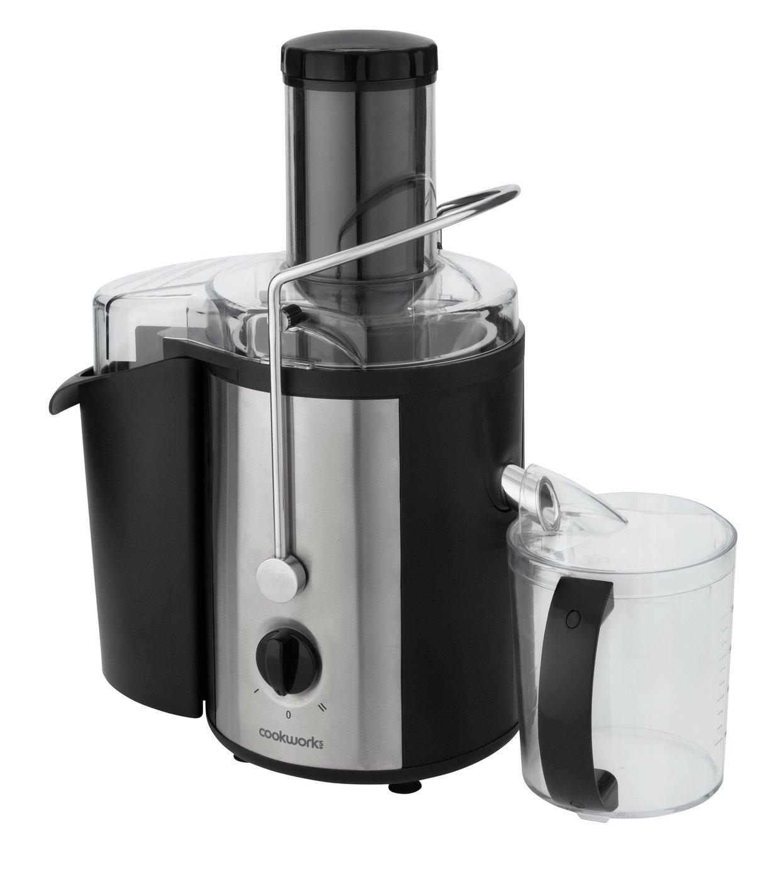 Cookworks Spin Juicer - Black