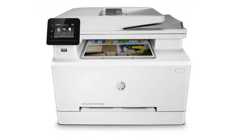 HP LaserJet M283FDW Wireless Colour Laser Printer