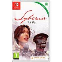 Syberia Nintendo Switch Game