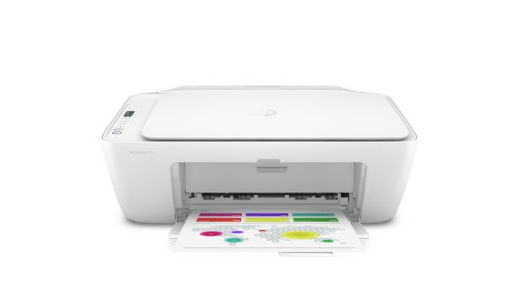 HP Deskjet 2710 Wireless Printer & 2 Months Instant Ink