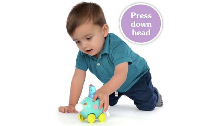 In The Night Garden Press and Go Iggle Piggle