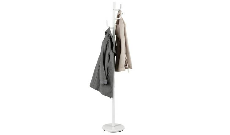 Buy Argos Home Metal Coat Stand White