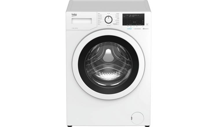 Beko WEY86052W 8KG 1600 Spin Washing Machine - White