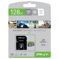 PNY Elite Class 10 UHS-1 microSD Memory Card - 128GB