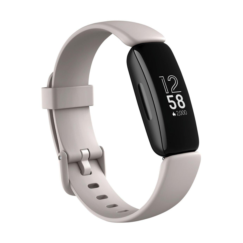 Fitbit Inspire 2 Smart Watch - Lunar White
