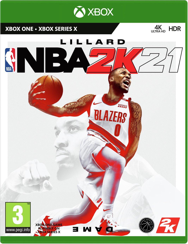 NBA 2K21 Xbox One Game