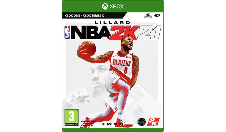 NBA 2K21 Xbox One Game