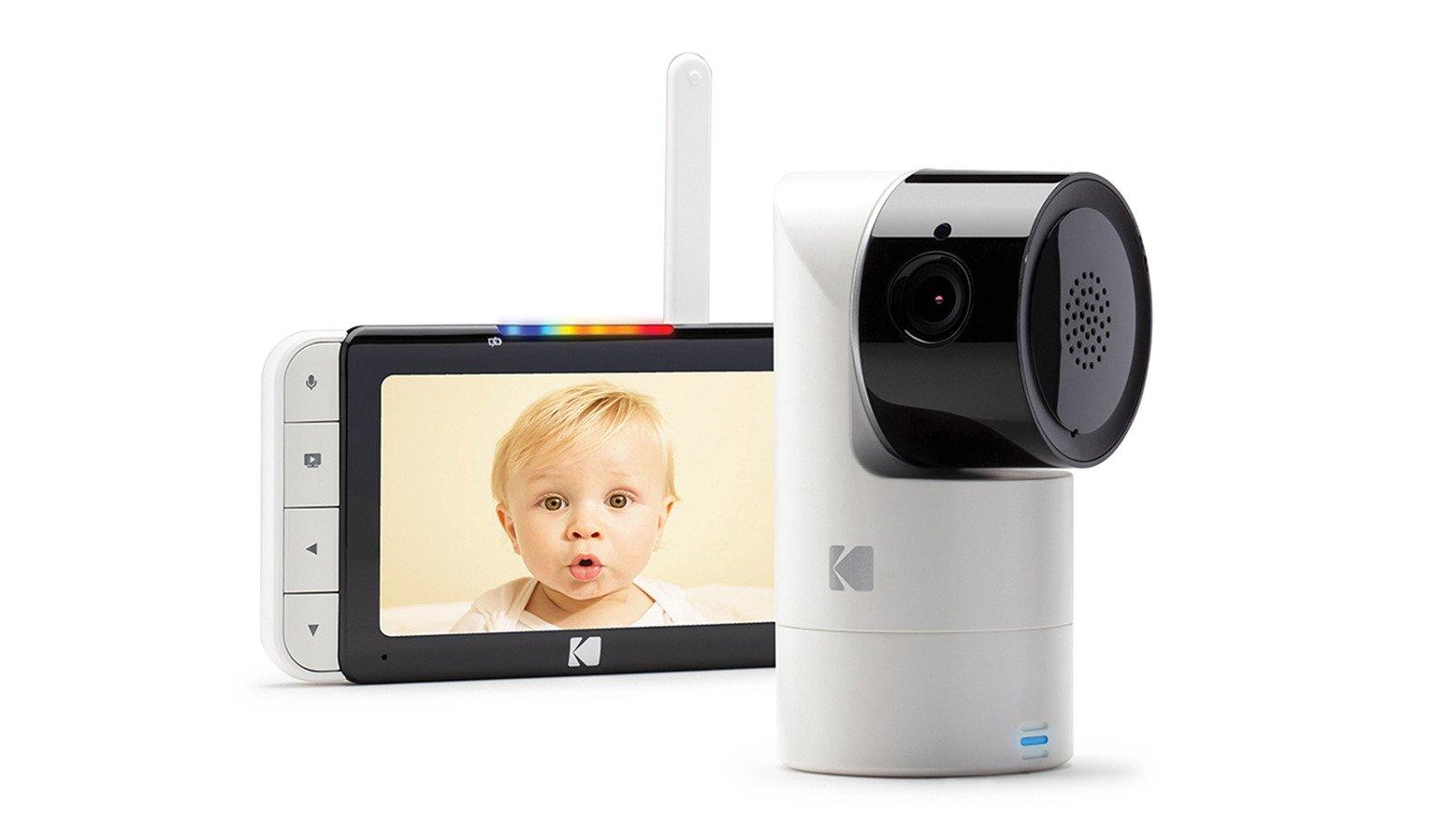 Kodak Cherish C525 5 Inch Smart Video Baby Monitor