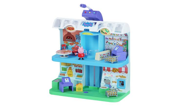 Peppa Pig Shopping Centre Playset