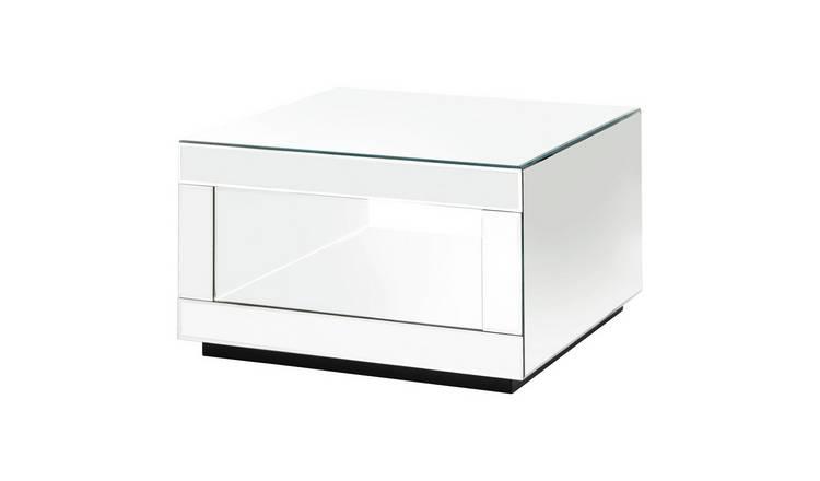 Buy Capri Coffee Table Mirrored Coffee Tables Argos