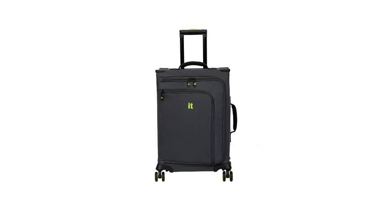 IT 8 Wheel Maxspace Cabin Case Charcoal/ Lime