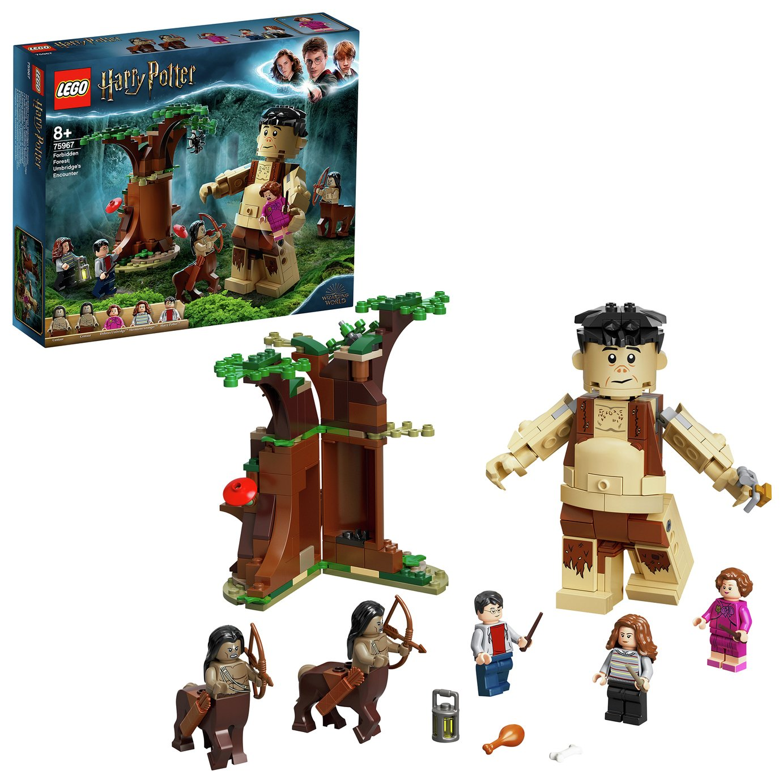 LEGO Harry Potter Forbidden Forest Umbridge's Act Set- 75967