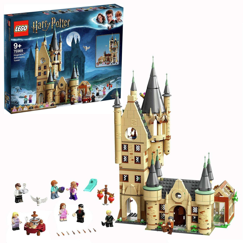 LEGO Harry Potter Hogwarts Astronomy Tower Playset - 75969