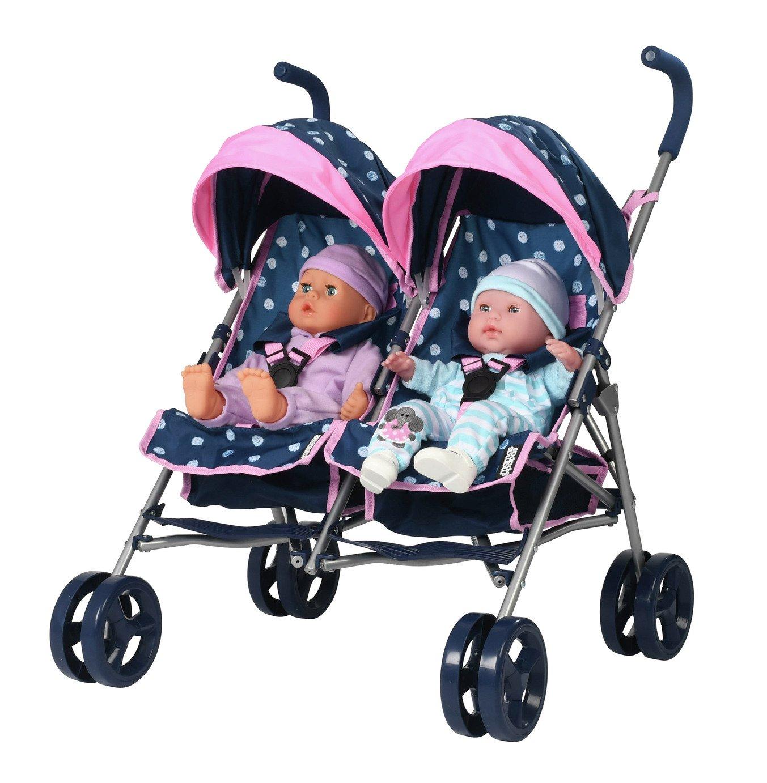 Mamas & Papas Junior Twin Cruiser Dolls Pushchair