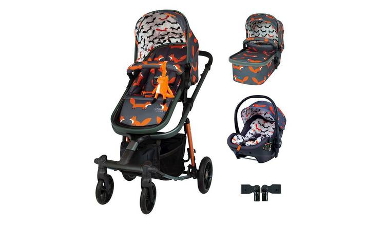 Cosatto Giggle Quad Premium Travel System Bundle