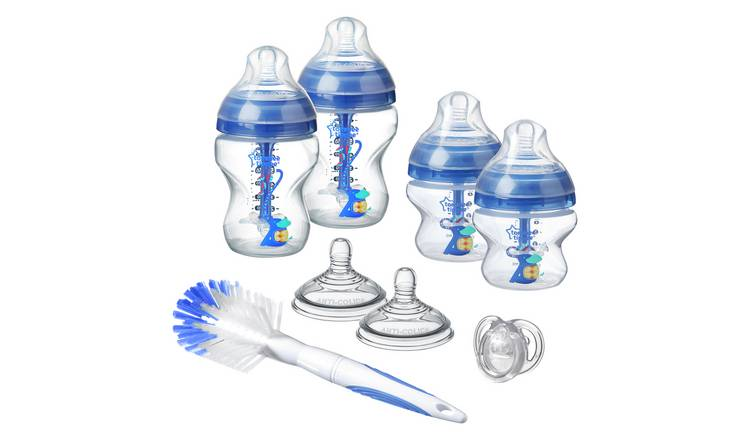 Tommee Tippee Advanced Anti-Colic Newborn Botlle Starter Set