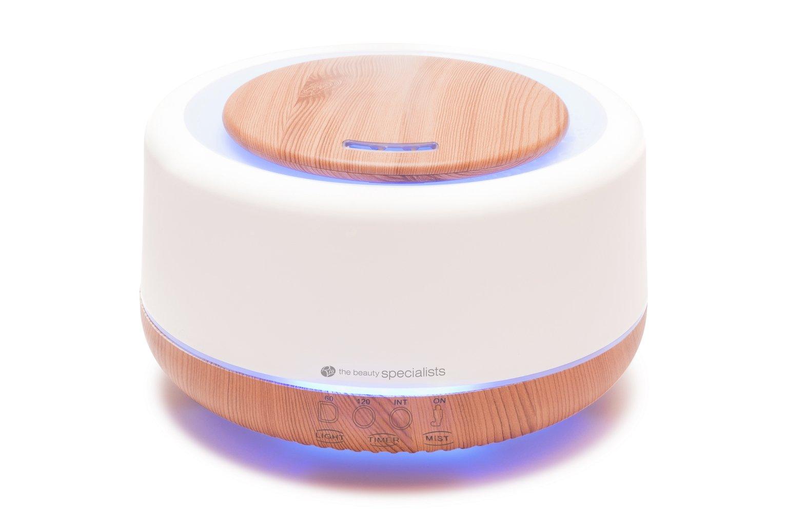 Rio Alora Aroma Diffuser, Humidifier and Night Light