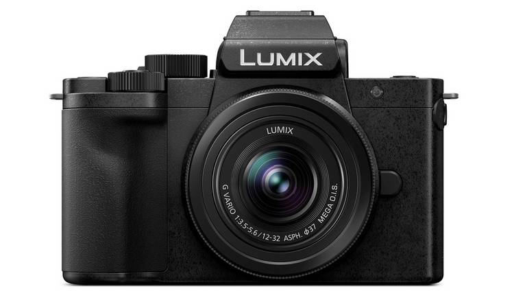 Panasonic LUMIX G100 Vlog Camera with G Vario 12-32mm Lens
