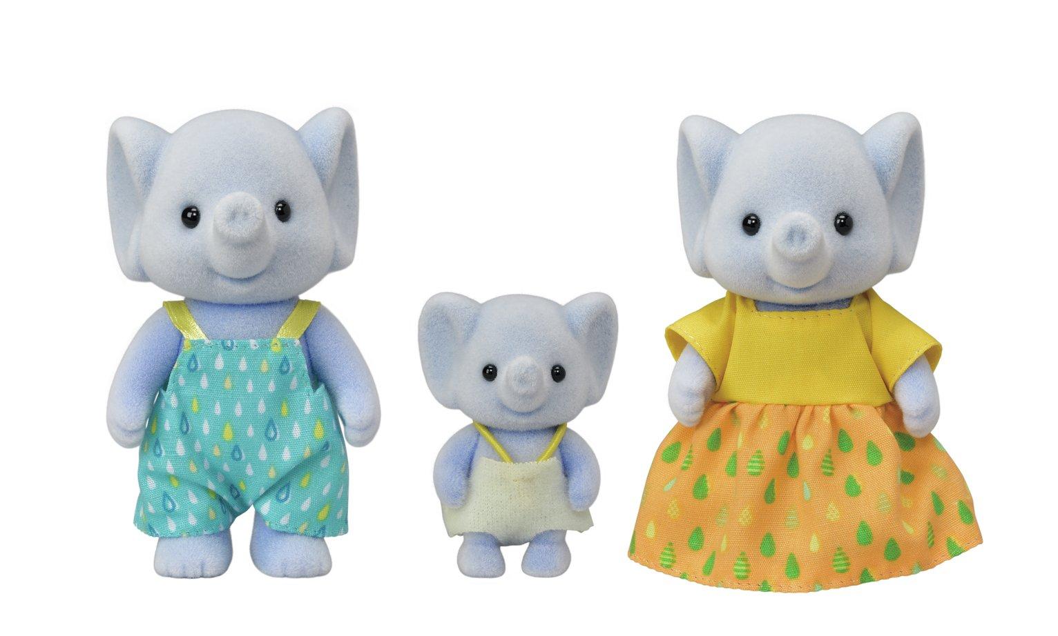 Sylvanian Families Elephant Family Playset