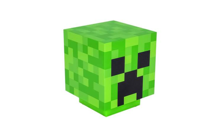 Minecraft Creeper Novelty Light - Green