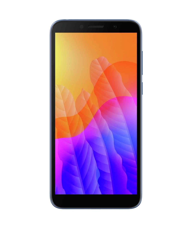 SIM Free Huawei Y5p 32GB Mobile Phone - Blue