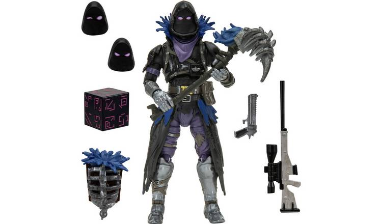 Fortnite Legendary Series 6-inch Figure Pack - Raven