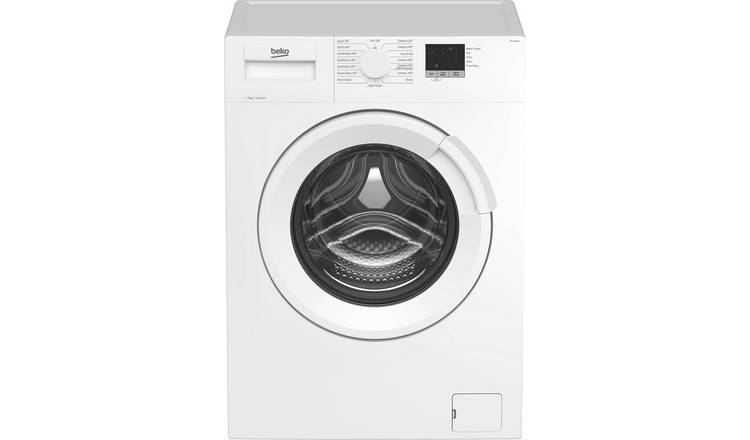 Beko WTL74051W 7KG 1400 Spin Washing Machine - White