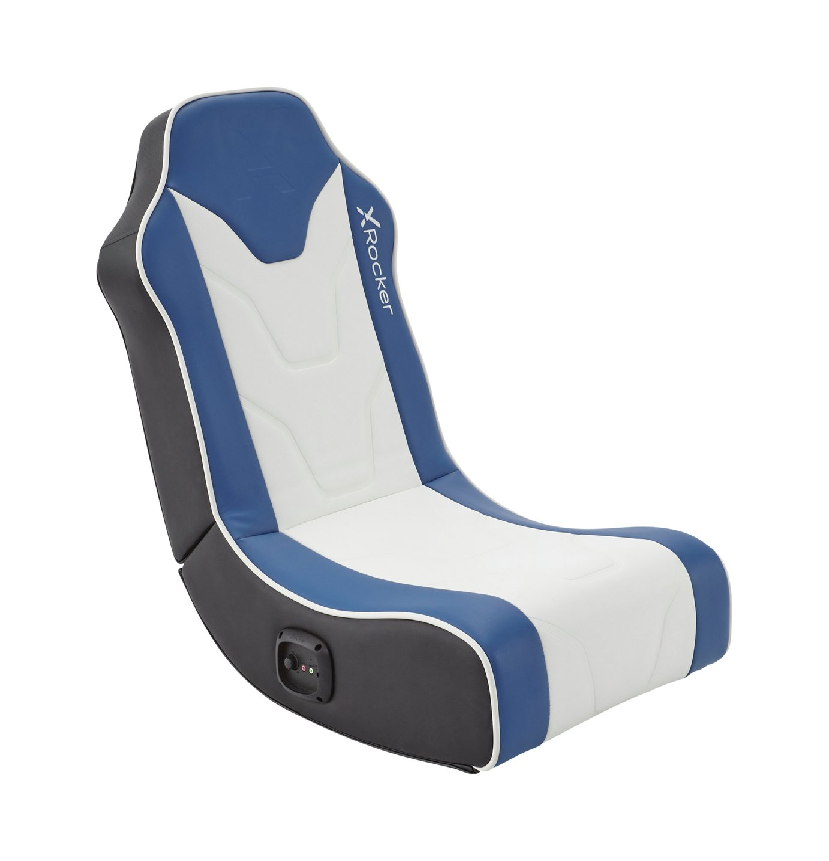 X Rocker Chimera 2.0 Stereo Audio Gaming Chair - Blue
