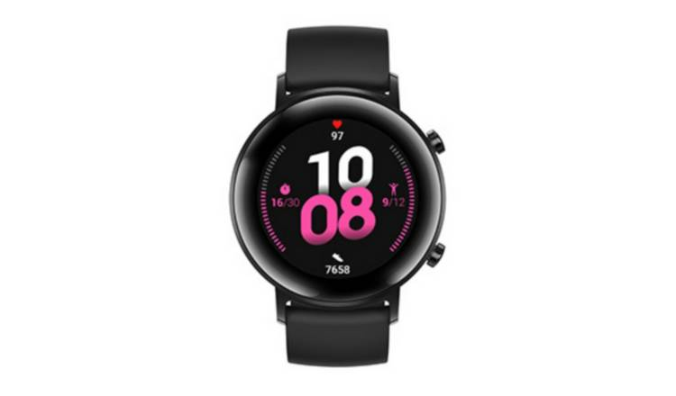 Huawei GT 2 42mm Smart Watch - Black