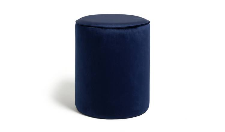 Habitat Wilderness Velvet Stool