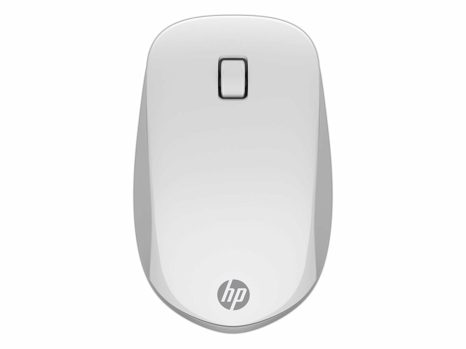 HP Z5000 Wireless Mouse - White & Silver