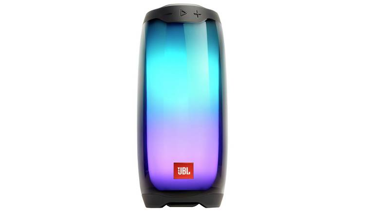 jbl pulse wireless portable speaker with led light show