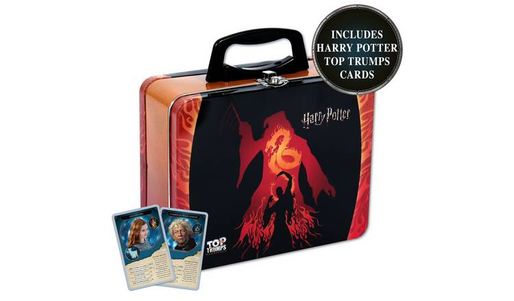 Top Trumps Harry Potter Wizard & Witches Game