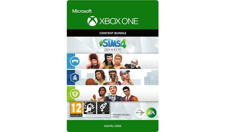 The Sims 4 Extra Content Expansion Xbox One Digital Download