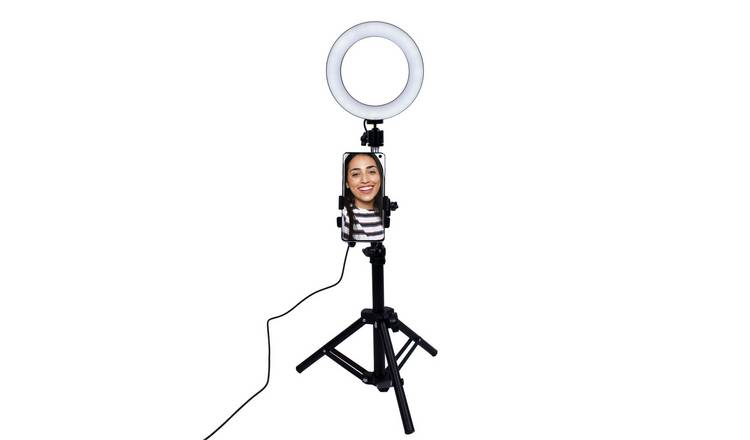 Portable Selfie Light - Black