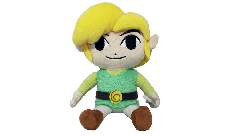 The Legend Of Zelda: Link Plush Toy