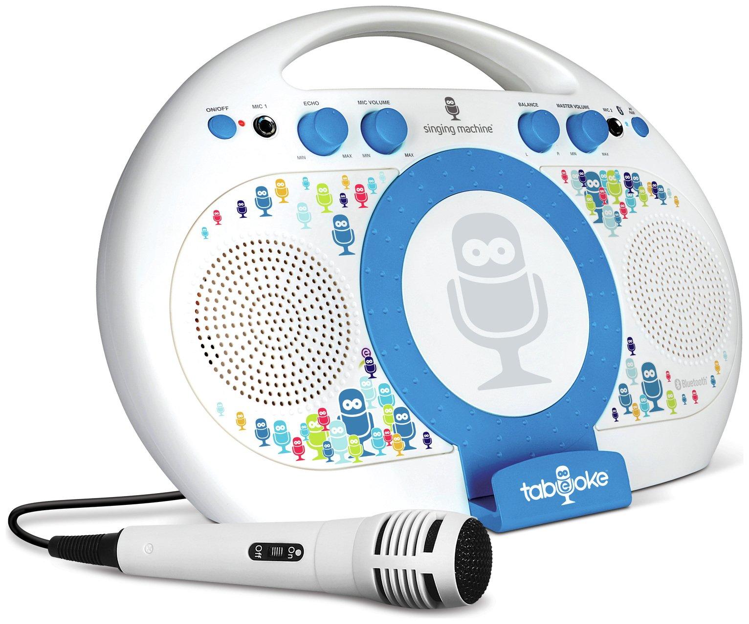 Singing Machine ISM398 Wireless Karaoke Machine