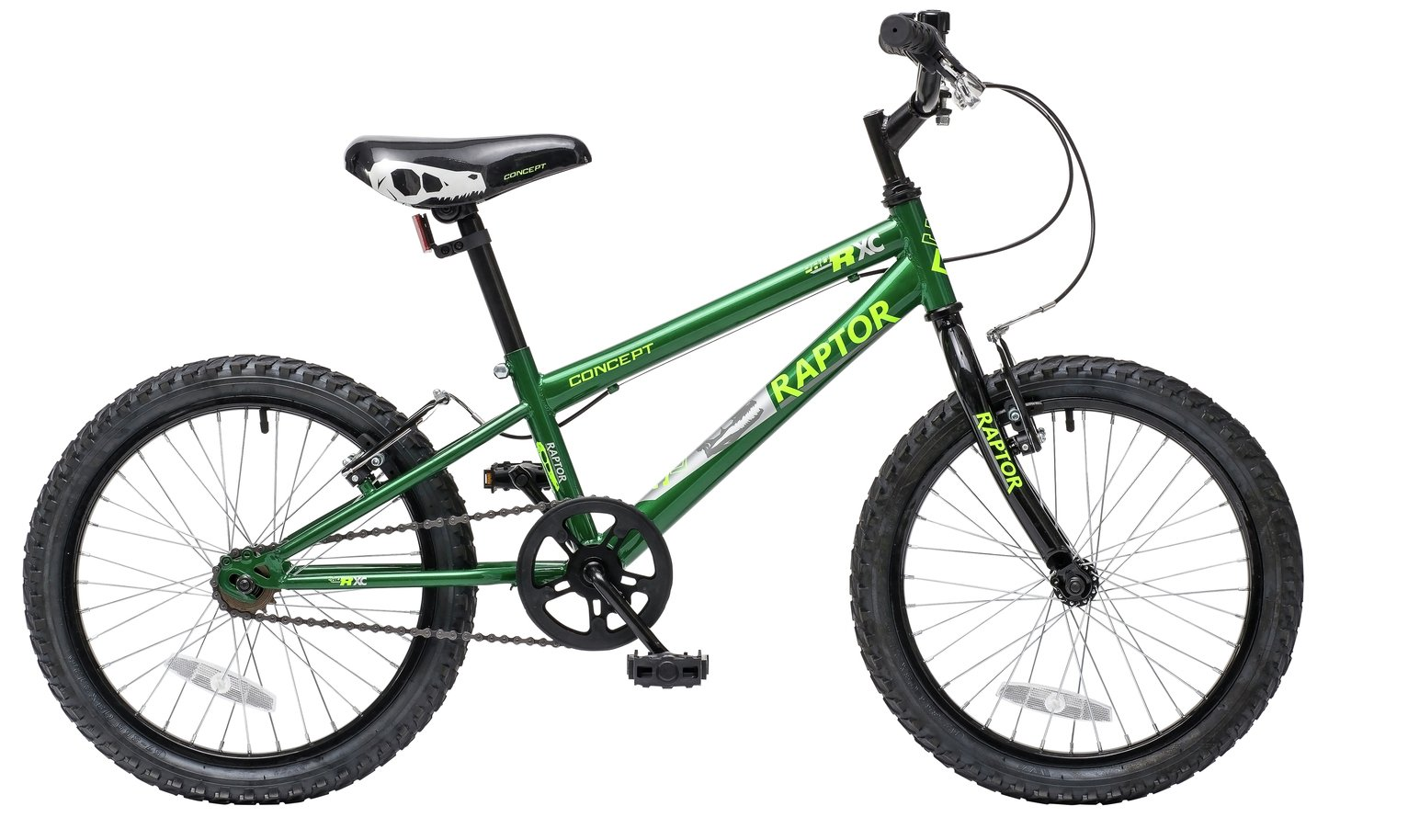 Image of Concept 18 Inch Kids Bike - Raptor