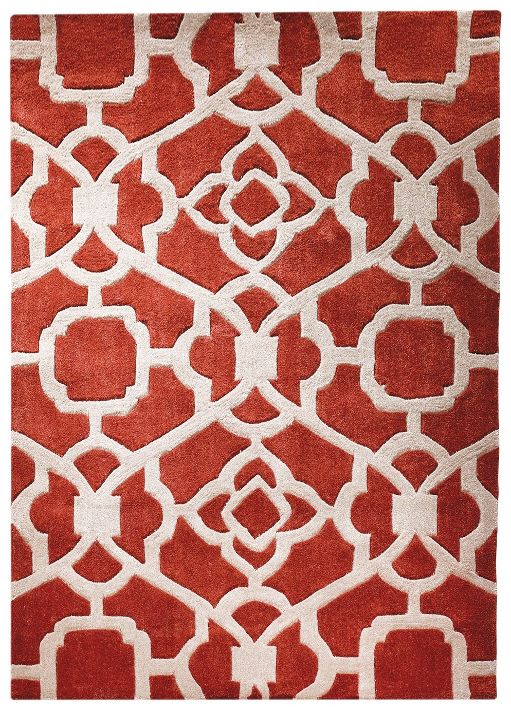 Argos Red Rug 7 Shaggy Area Rugs For A Modern Living