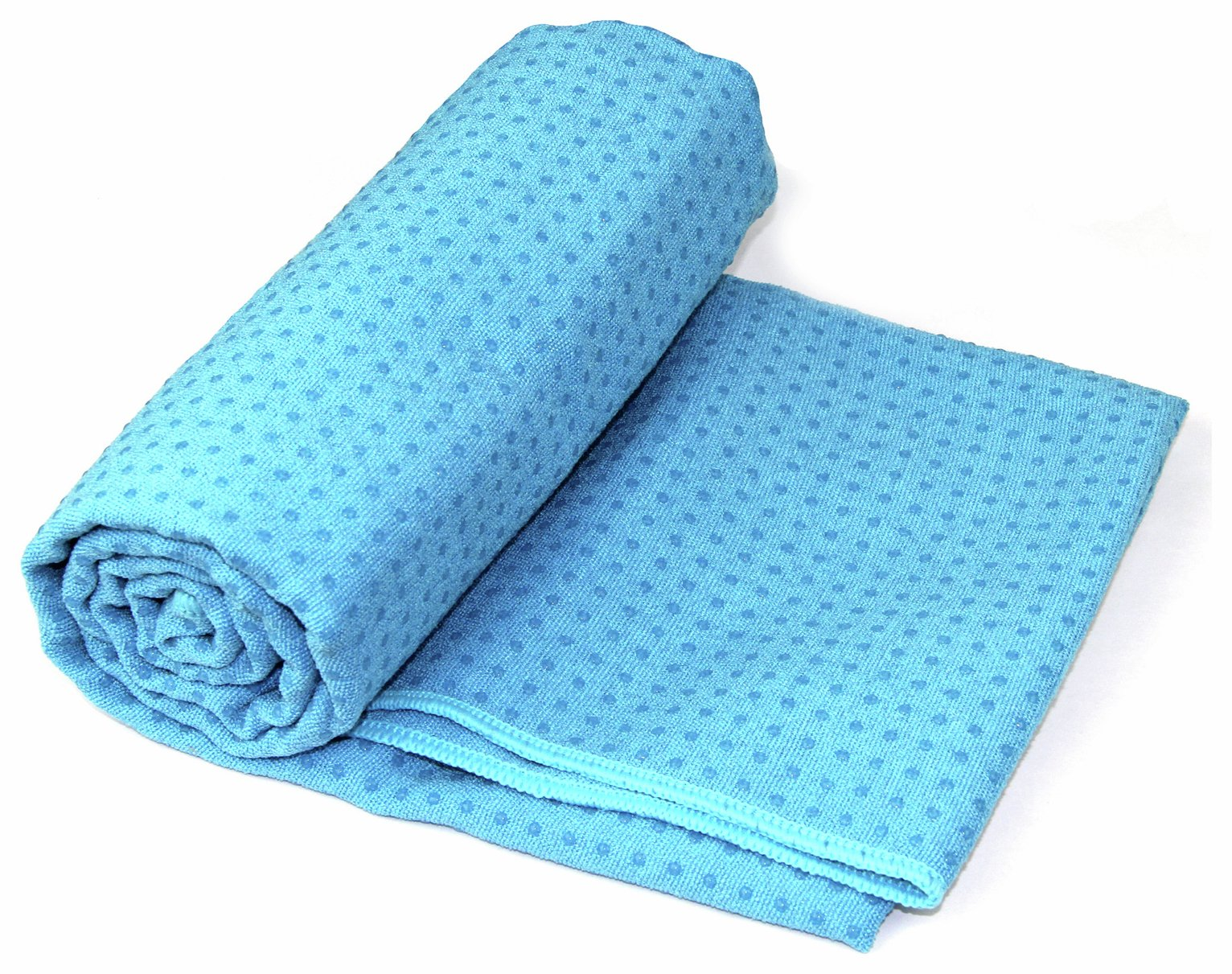 Opti Dotted Yoga Mat Towel