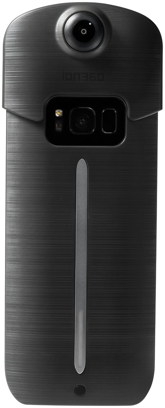 Search and compare best prices of Ion360 U Samsung Galaxy S8 Plus Camera Attachment - Grey in UK