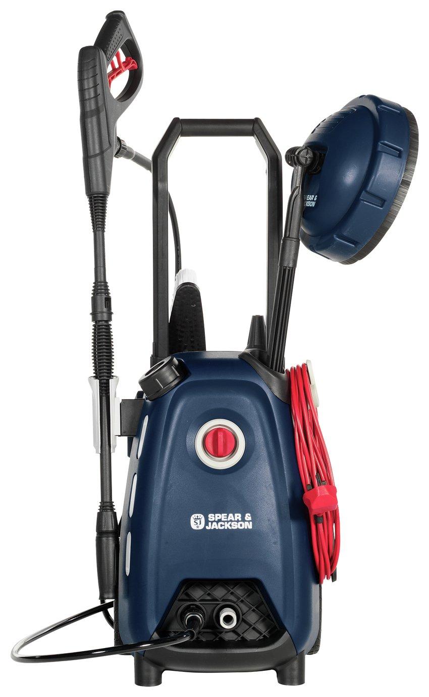 Spear Amp Jackson S1810pw Pressure Washer 1800w 7904996