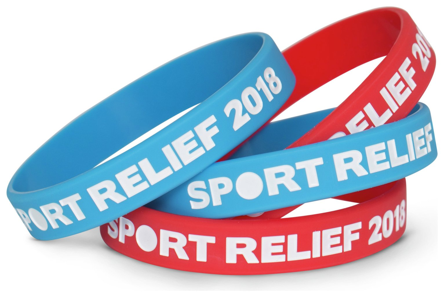 Image of Sport Relief Wristbands
