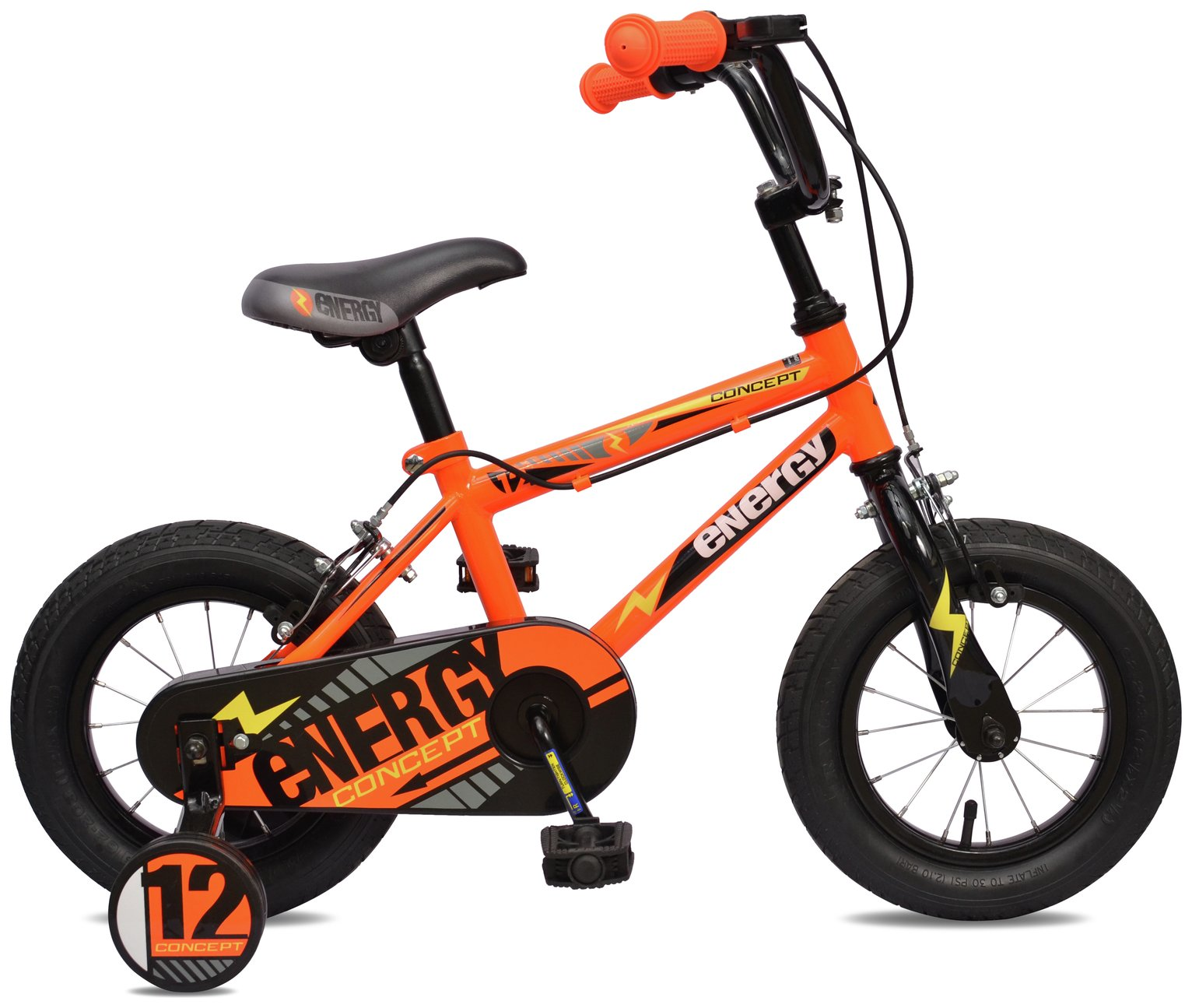 Image of Concept 8.5 Inch Kids Bike - Energy