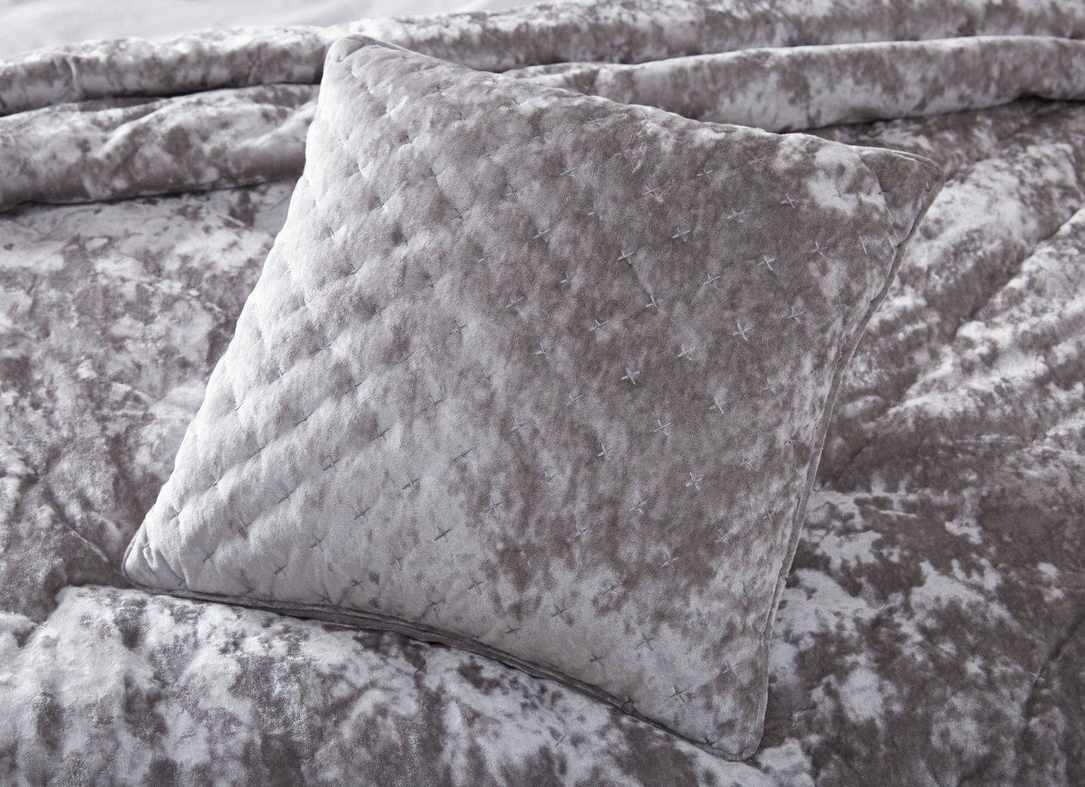 Appletree Kori Pack of 2 Cushions - Silver