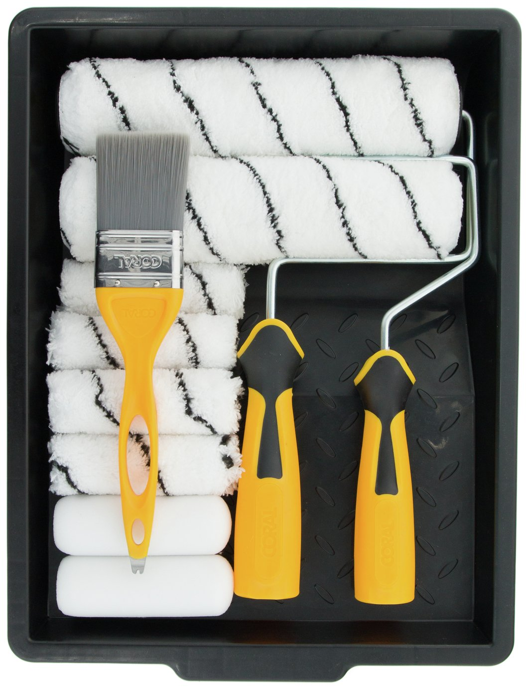 Image of Coral Complete 12 piece Roller Set